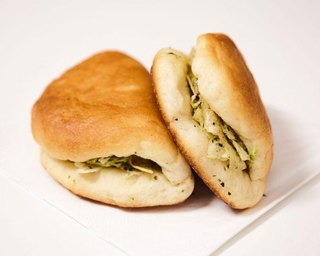中井パン店のポテチパン