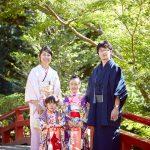 七五三・鶴岡八幡宮への出張撮影(神奈川・鎌倉)