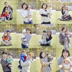育休ママの親子撮影会