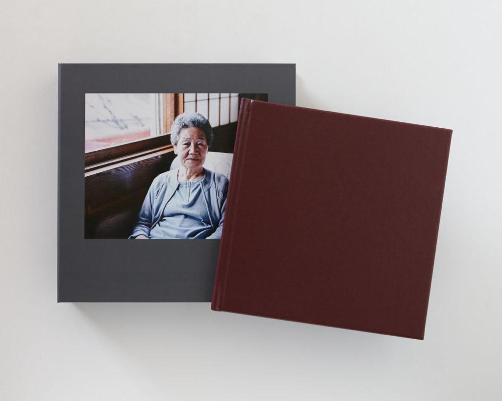 終活のアルバムのサンプル写真