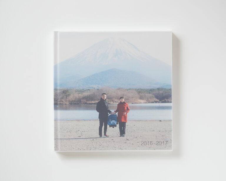 とつきとうかアルバム表紙の紹介